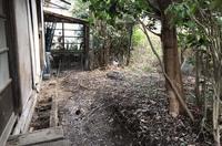 茨城町スピードゴミ片付けの作業風景|ランドサービス