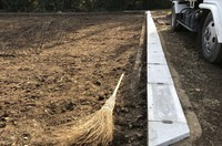日立市にて戸建解体の作業風景|ランドサービス