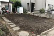 水戸市三の丸にてかたづけ&住宅解体工事 ランドサービス株式会社