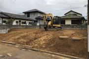 水戸市双葉台にて空家買取と建物解体|ランドサービス株式会社