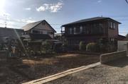 水戸市千波にて住宅解体工事|ランドサービス株式会社