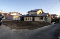 ひたちなか市にて2階建て住宅解体の様子|LS