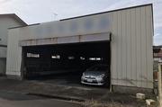 ひたちなか市市毛にて倉庫解体工事の様子|LS