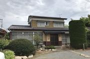 水戸市吉沢町にて2階建て木造住宅解体工事 LS