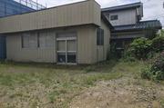 土浦市右籾にて小屋解体と整地作業|LS