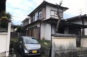 水戸市見川町にて木造2階建居宅の解体工事 LS
