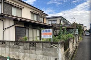 土浦市内にて2階建木造住宅解体及び整地工事|LS