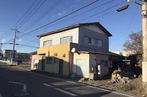水戸市中丸町にて住宅解体工事 LS