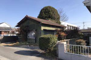 城里町石塚にて木造住宅解体工事 LS