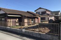 水戸市千波町にて空家解体及び庭石の撤去 LS