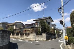 水戸市見和にて木造住宅及び外構解体工事|LS
