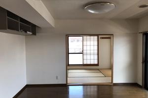 水戸市梅香にて4LDKマンションの内装解体工事|LS