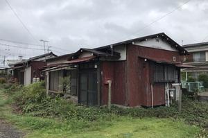 水戸市千波町にて貸家2棟の解体工事|LS